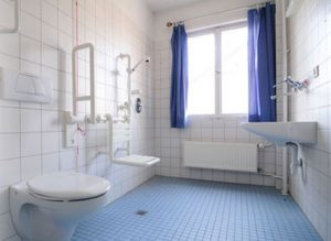 Badezimmer - behindertengerecht und barrierefrei
