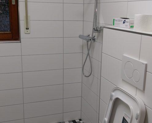 Bad/WC - behindertengerecht und barrierefrei