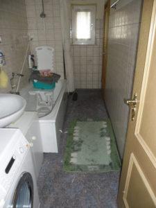Badezimmer - vor dem altersgerechten Badumbau