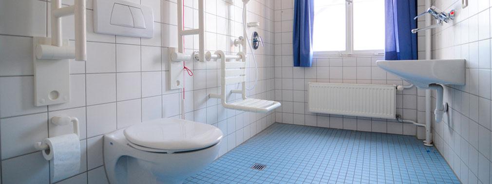 Bad- und WC-Umbau - behindertengerecht und barrierefrei
